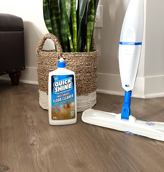 Quick Shine® Multi-Surface Spray Mop & Floor Cleaner