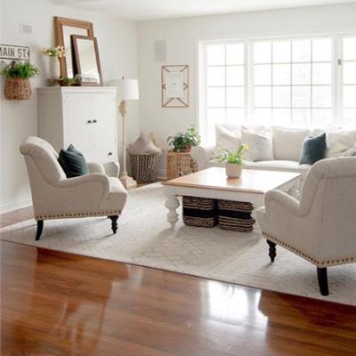 Customer photo of living room