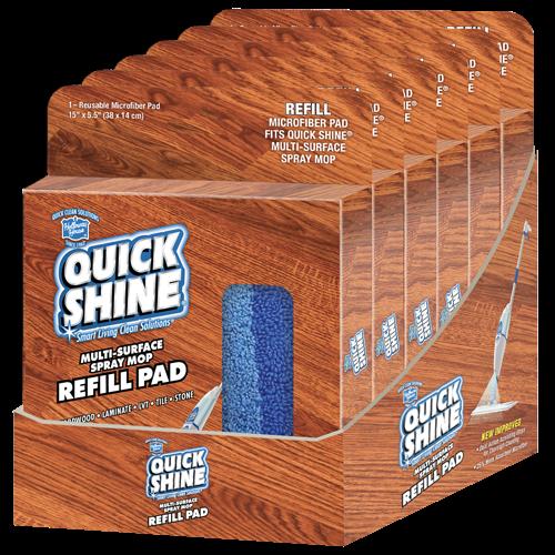 Multi-Surface Spray Mop Refill Pads