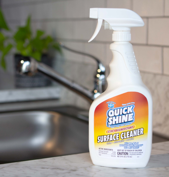 Quick Shine® Disinfectant Surface Cleaner