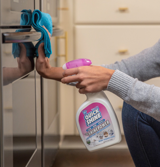 Quick Shine® 3-IN-1 Max SHINEPOWER Cleaner